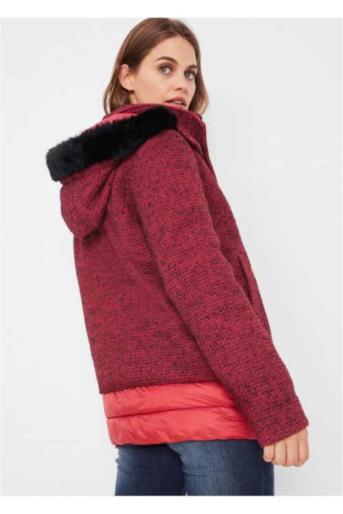 dámská bunda na sezonu podzim a zima