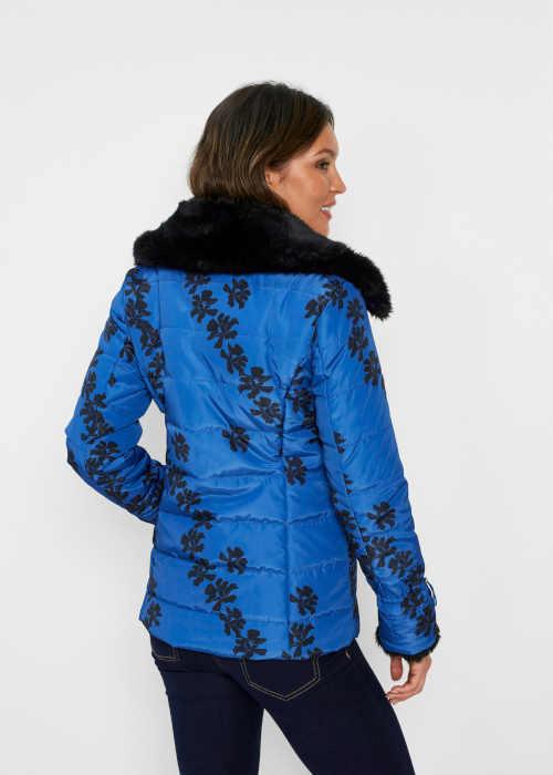 dámská zimní bunda v kratší délce