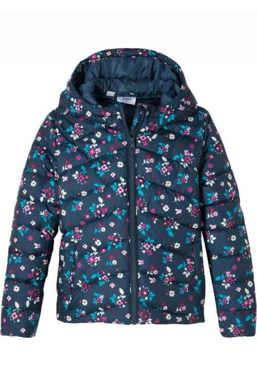 moderní dětská bunda s kapucí
