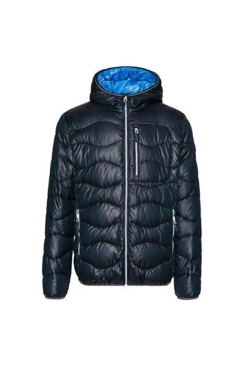 stylová prošívaná bunda pro moderního muže