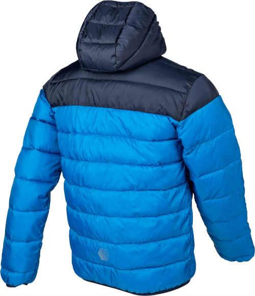 zimní pánská bunda v kratší délce