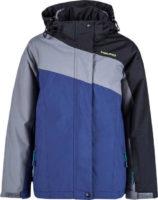 Dětská zimní nepromokavá bunda vhodná na hory i do města