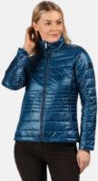Praktická lehká zateplená bunda do města i na hory