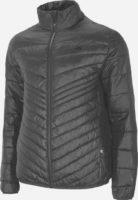 Ultra lehká péřová pánská bunda v černém provedení