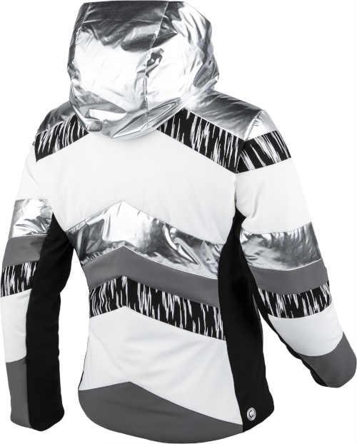 lyžařská luxusní dámská bunda