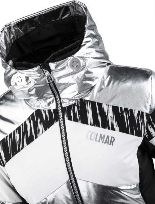 moderní lyžařská dámská bunda