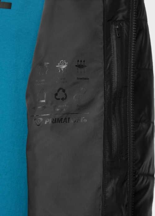pánská zimní péřová bunda