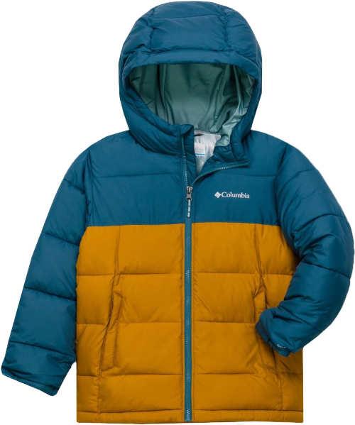 Dětská zimní bunda Columbia PIKE LAKE JACKET