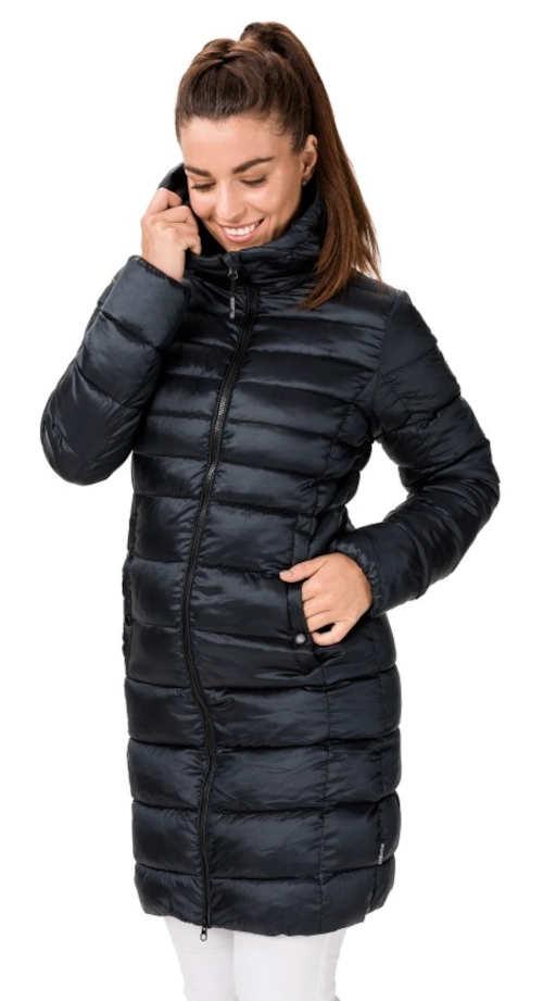 Moderní dámský prošívaný zimní kabát SAM73 Alexandra