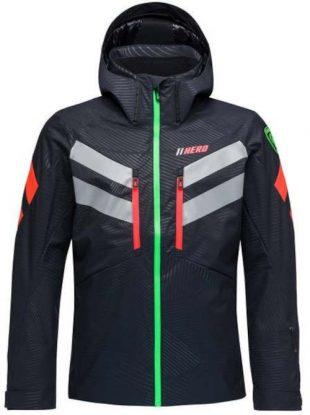 Černá pánská lyžařská bunda Rossignol HERO SKI JKT