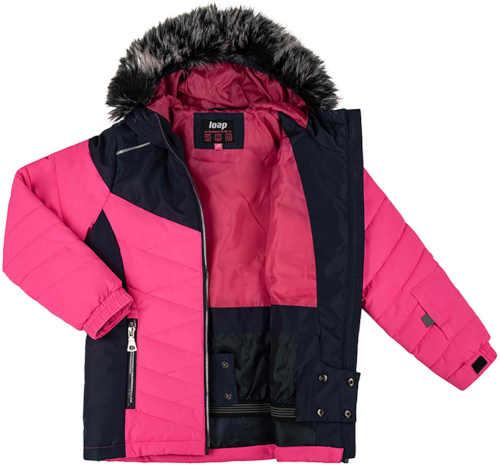 dětská kvalitní zimní bunda