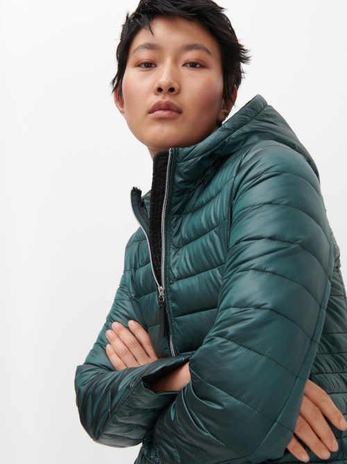 kvalitní prošívaná zimní bunda