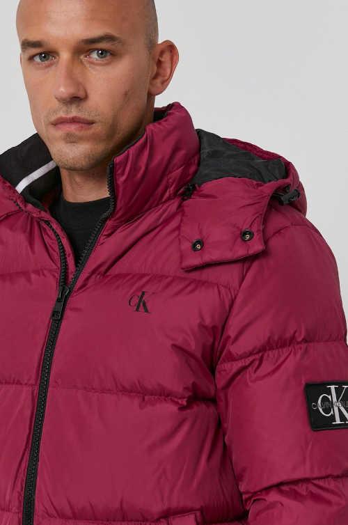 pánská bunda CK s kapucí