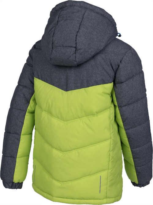 prošívaná dětská zimní bunda