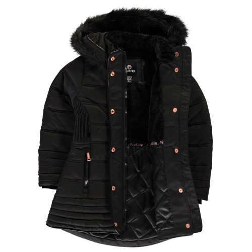 bunda v černém provedení