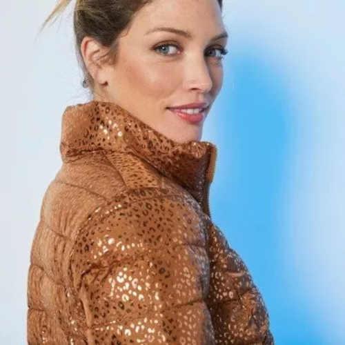 dámská bunda na zimu Blancheporte