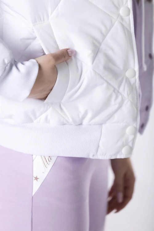 dámská bunda na zimu bomber