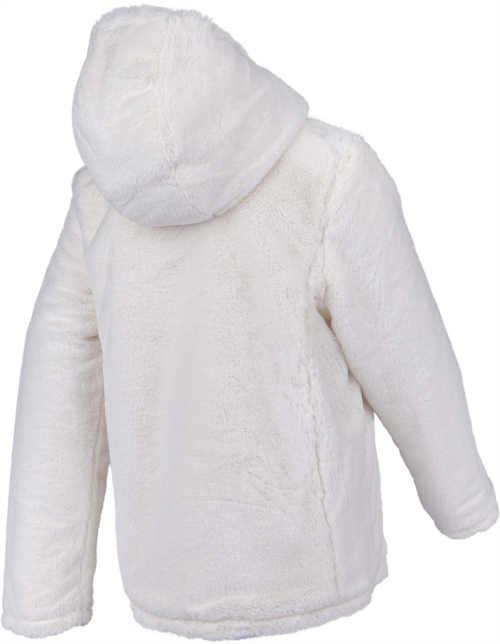zimní oboustranná dívčí bunda