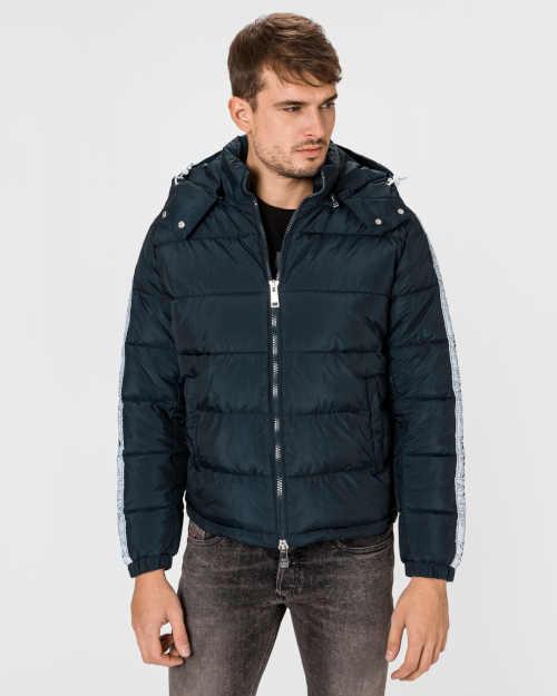 Pánská stylová tmavě modrá bunda Armani Exchange