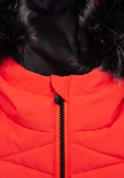 dětská zimní bunda na zip
