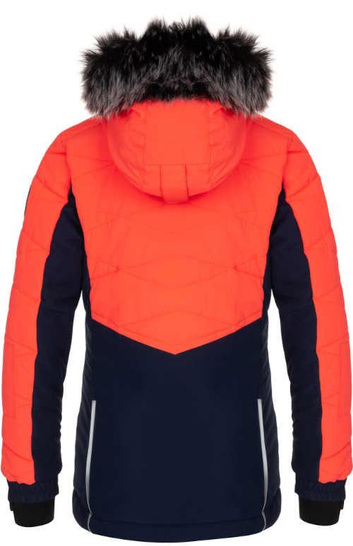 dětská zimní bunda s kapucí