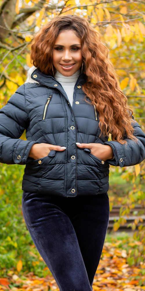 zimní dámská bunda Koucla