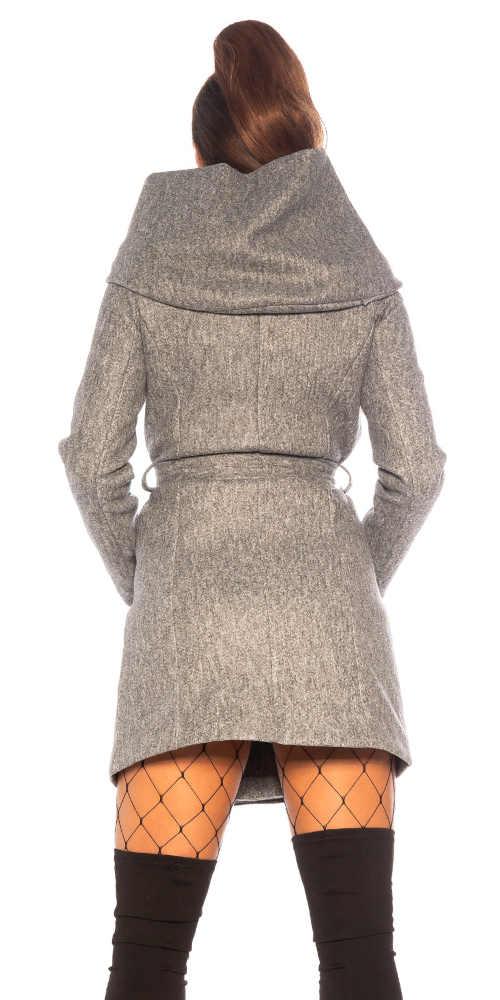 bunda dámská s kapucí