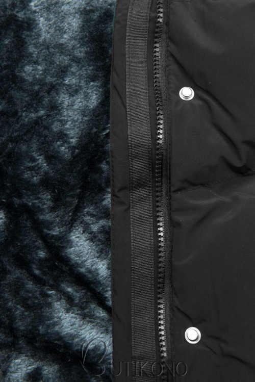 dámská zimní bunda na zip